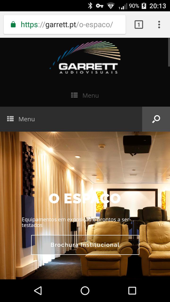 Multimedia Designer | Garrett Audiovisuais